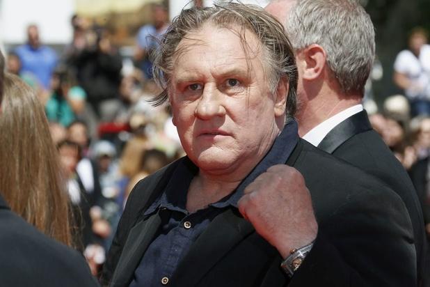 Gérard Depardieu mis en examen pour viols il y a quelques semaines
