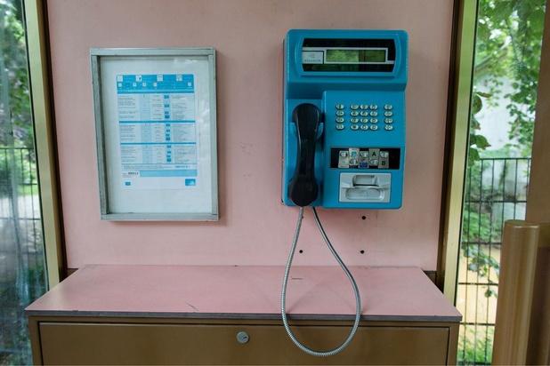 Disparition de la cabine téléphonique en Tchéquie