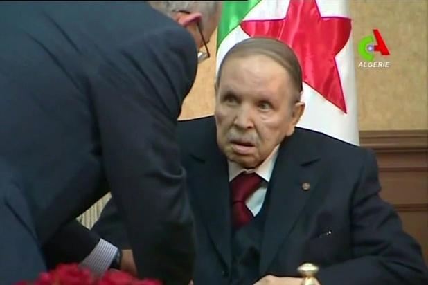 Algerije: regeringspartij vraagt ontslag president Bouteflika