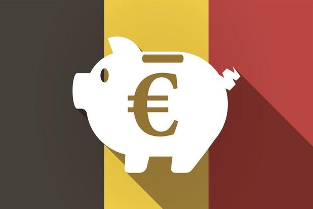 NBB: Belgische gezinnen spaarden aanzienlijk meer in eerste kwartaal
