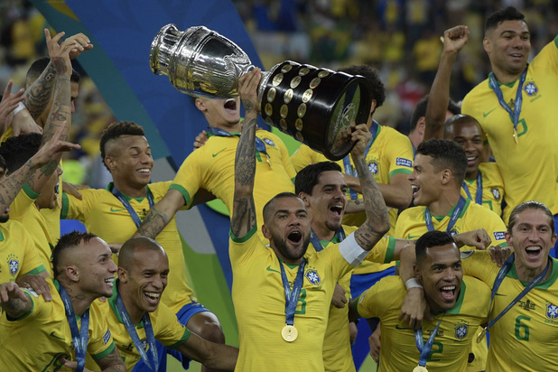 Le Brésil vient à bout du Pérou et gagne sa 9e Copa América