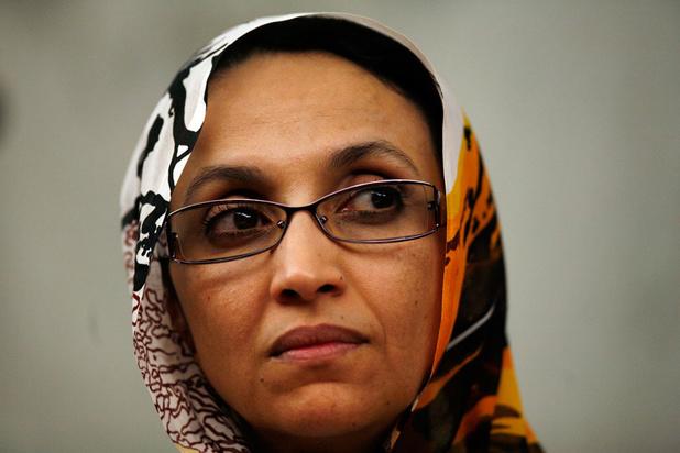 """Qui est Aminatou Haidar, la """"Gandhi du Sahara occidental""""  ?"""