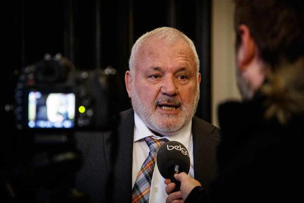 Le député Jean-Marie Dedecker ne croit pas en une rupture du cordon sanitaire