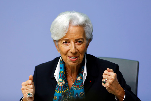 Christine Lagarde moet vol aan de bak bij ECB