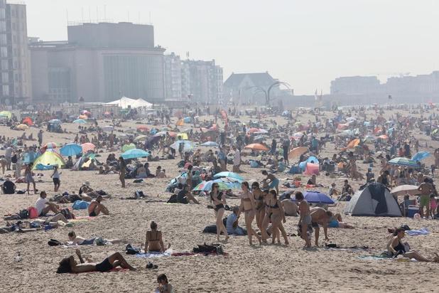 Kust ontvangt 3 miljoen dagtoeristen in augustus