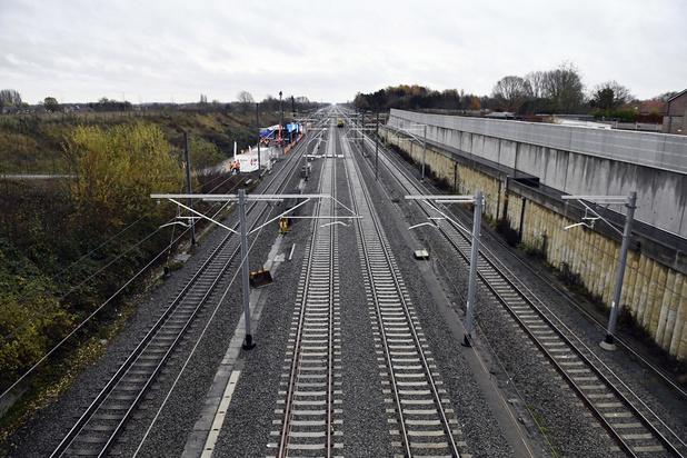 Kabeldiefstallen op Belgische spoornet nemen opnieuw toe