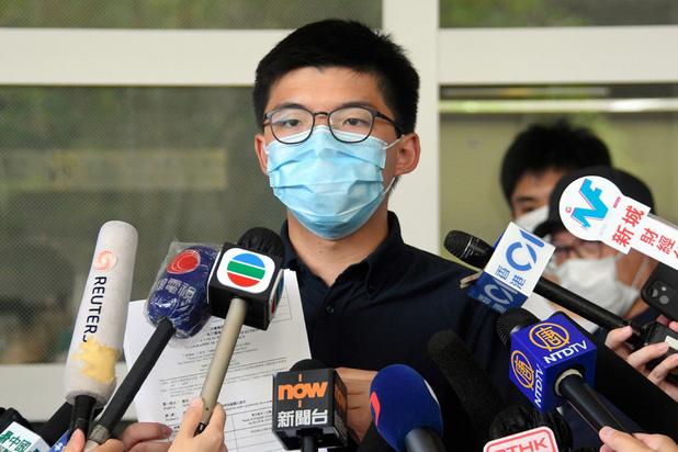 """Hong Kong: """"Notre résistance se poursuivra"""" malgré l'invalidation des candidatures"""
