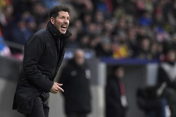 Quiz du jour: l'Atlético Madrid sous Diego Simeone