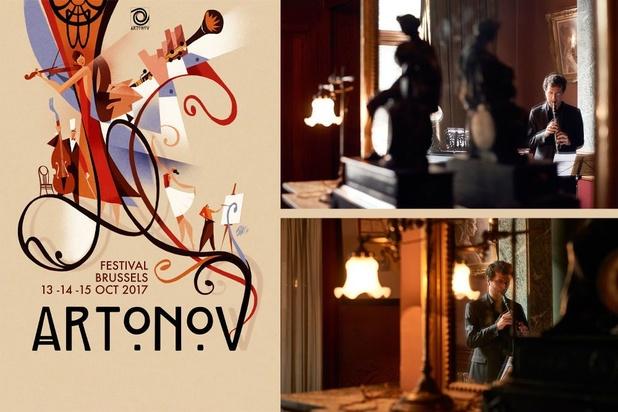 Le festival Artonov, un voyage sensoriel à travers Bruxelles