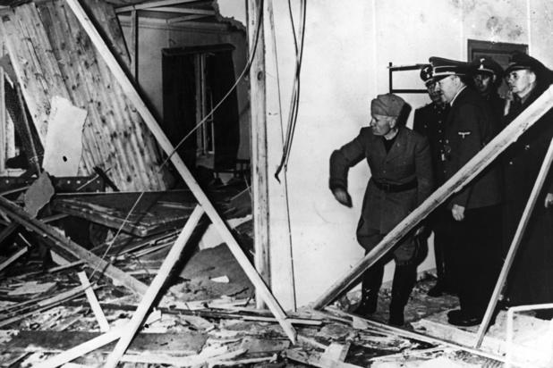 Attentat contre Hitler: l'Allemagne rend hommage à ses héros