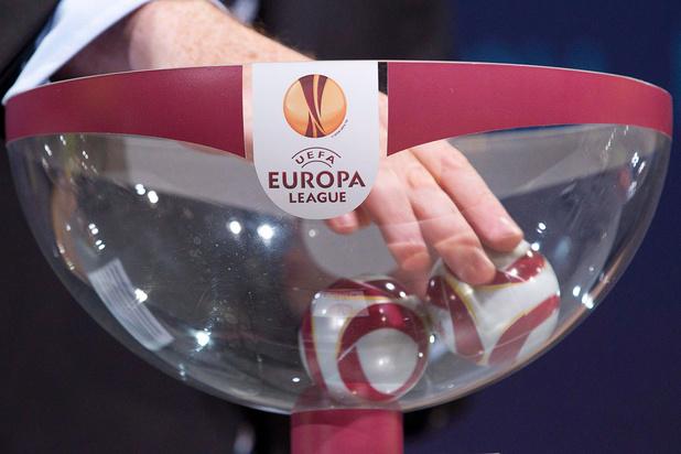 Europa League: Le Club Bruges et La Gantoise fixés sur leur sort ce lundi