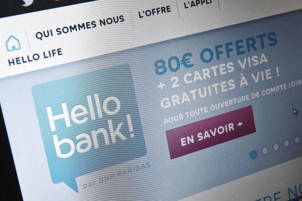 Le blues des banquiers en ligne