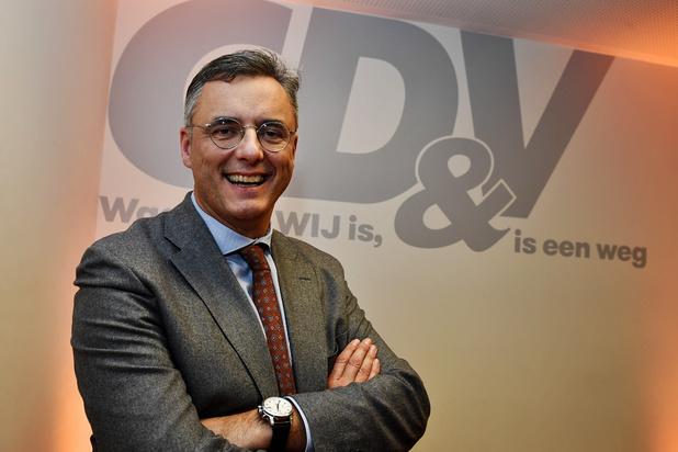 Kandidaat-CD&V-voorzitter Joachim Coens breekt lans voor regering van experten