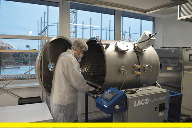 Aerospacelab, un leader de l'analyse géo spatiale en puissance