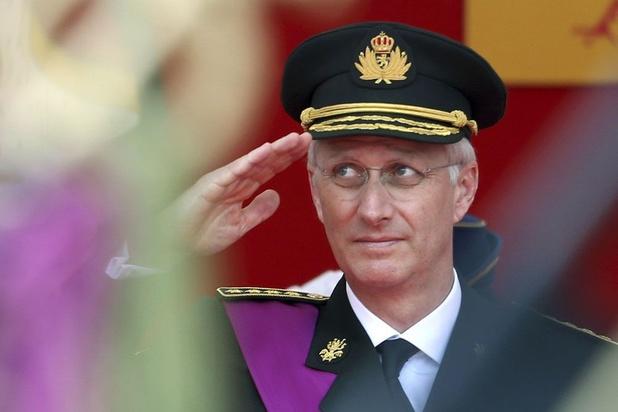 En 2018, le roi Philippe a utilisé à 22 reprises un avion militaire pour ses voyages