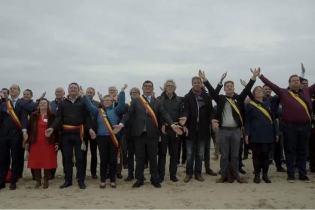 'Beste burgemeesters, investeringen in Fluxys ondergraven de beloftes voor klimaatactie'
