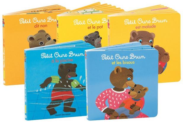 """Décès de Claude Lebrun, la maman de """"Petit ours brun"""""""
