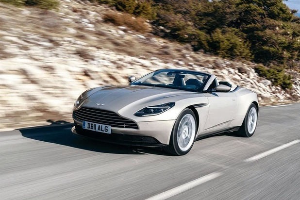 Les résultats d'Aston Martin font trembler les investisseurs
