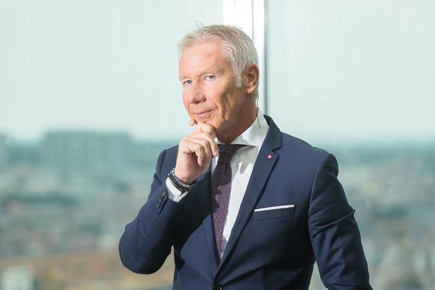 Marc Raisière (CEO Belfius): 'Het was niet mijn bedoeling de horecasector te stigmatiseren'