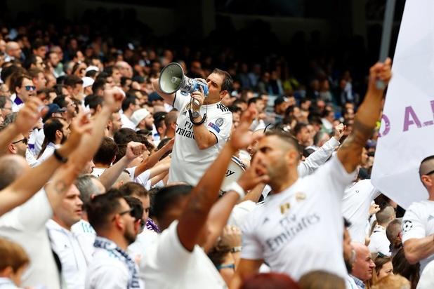 Amende de 18 millions: le Real Madrid blanchi