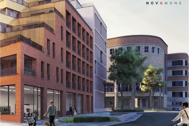 Investissement de 60 millions d'euros pour le projet immobilier Nova Mons