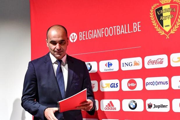 'Roberto Martinez is topkandidaat bij FC Barcelona'