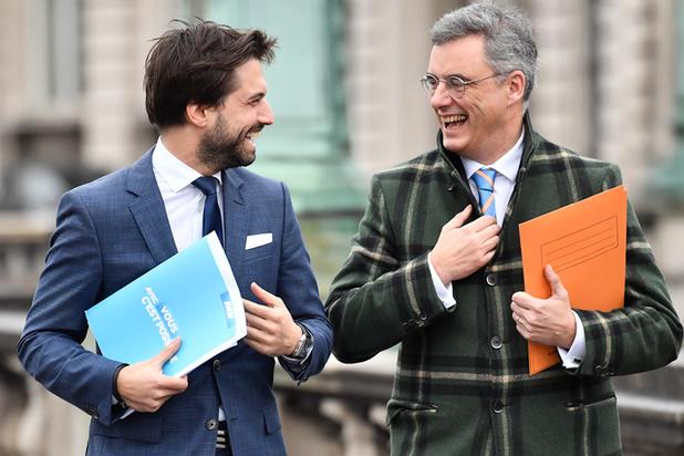 Coens en Bouchez mogen verlengingen spelen: 'Paars-Geel of Paars-Groen nu niet levensvatbaar' (video)