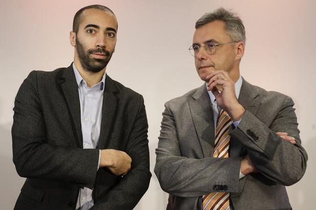 Présidence du CD&V : Joachim Coens et Sammy Mahdi s'affronteront lors d'un second tour