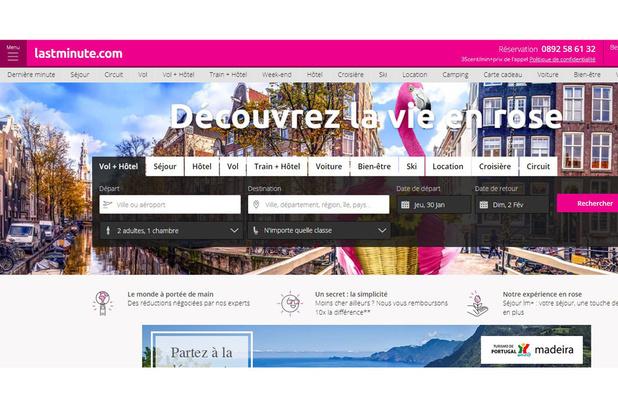 Une association française attaque Lastminute, accusé de pratiques commerciales illicites