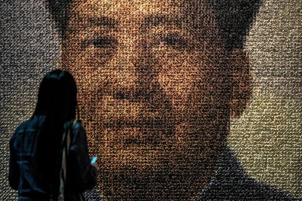 """En Chine, la """"Maostalgie"""" fait toujours vendre"""