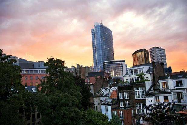 Beleggers plunderen de appartementenvoorraad in Brussel