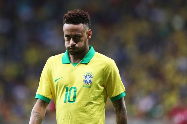De kruisweg van Neymar