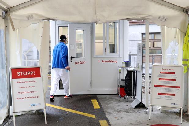 L'hôpital de Zurich réclame la mise à l'arrêt de toute la Suisse, face à l'évolution exponentielle du covid