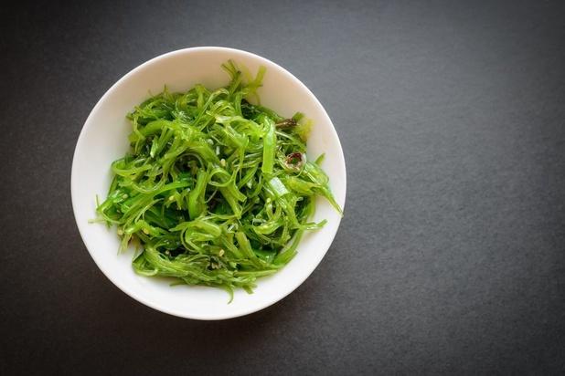 Les algues, gluantes, mais appétissantes !