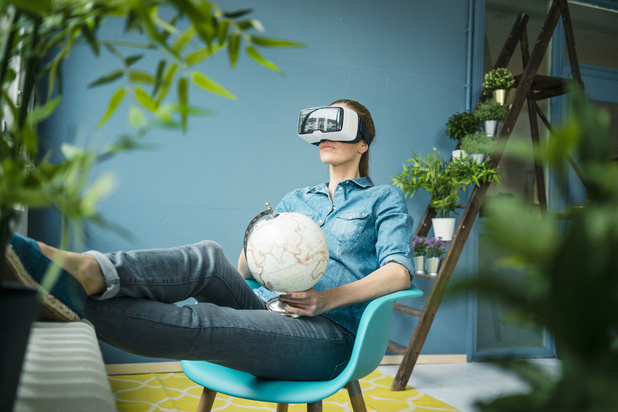 Les voyages en réalité virtuelle dopés par la pandémie