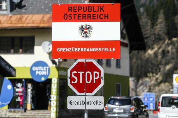 Oostenrijk verlengt controles aan grenzen met Hongarije en Slovenië tot november