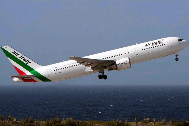 Air Italy risque la faillite, 1.200 emplois en danger