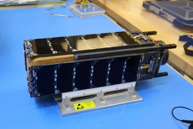 Portes ouvertes à l'Institut von Karman et lancement prochain d'un satellite