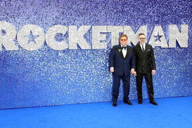Des scènes du biopic sur Elton John censurées en Russie