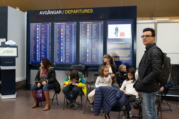 La croissance du trafic aérien ralentit en Europe, Zaventem bat des records en juillet