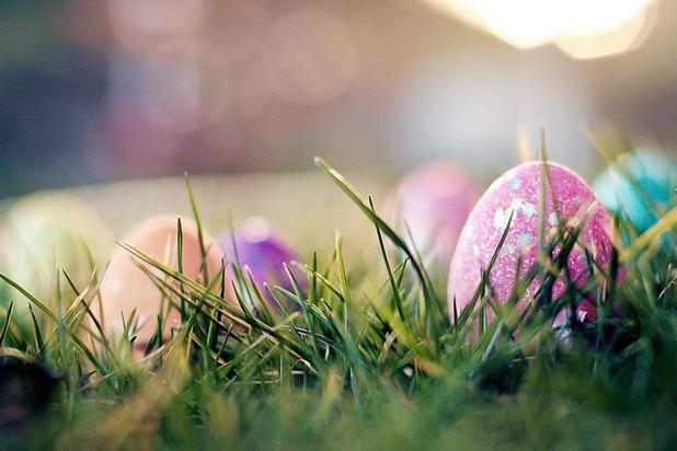 Petite histoire de l'oeuf de Pâques (+ calendrier des chasses aux oeufs)