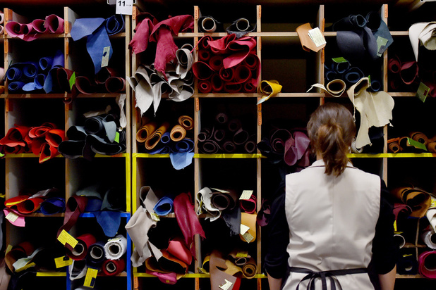 LVMH vend en ligne ses chutes de tissus et de cuir aux professionnels