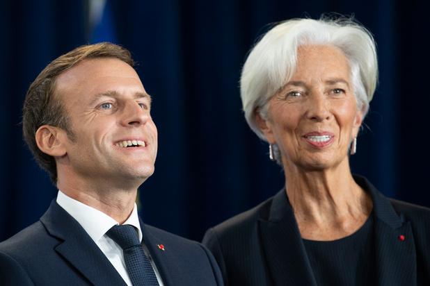 Toekomstig ECB-voorzitter Lagarde pleit voor eurozonebegroting