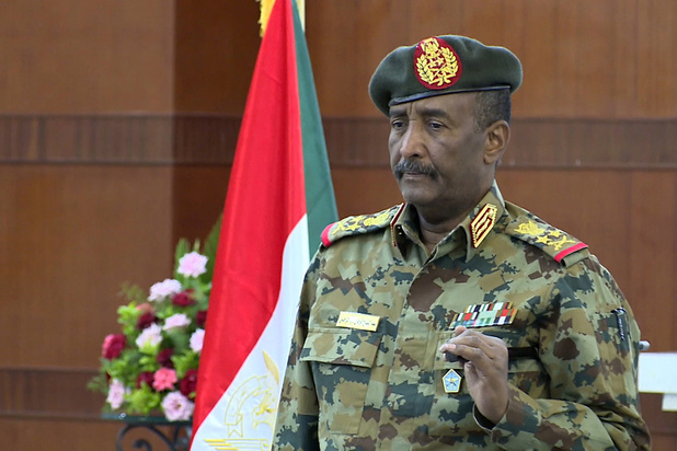 Generaal Burhan legt eed af als leider Soedan