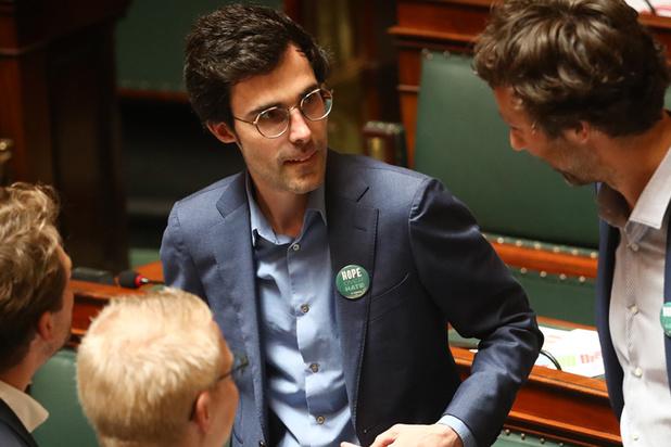 Kristof Calvo: 'Iedereen zal een beetje premier moeten zijn'