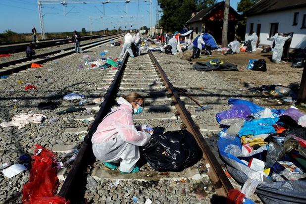"""La """"route des Balkans"""" nourrit à nouveau le rêve européen des migrants"""