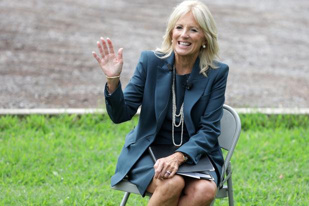 """Jill Biden, celle qui """"fera entrer la fonction de Première dame dans le 21e siècle"""""""