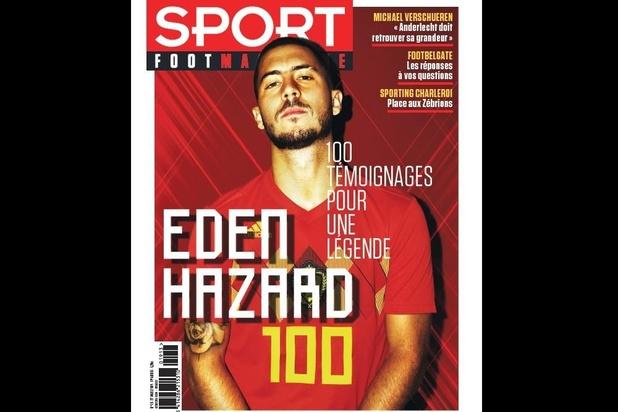 Eden Hazard : 100 témoignages pour une légende