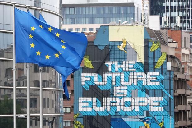 'De EU is een weg ingeslagen die moet leiden tot federaliseren of tot afsplitsen'