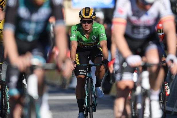 Trois jours de Bruges-La Panne: victoire de Groenewegen au sprint